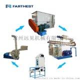 远见机械供应鸡养殖饲料设备 成套饲料加工设备