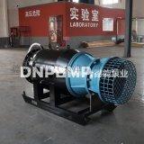 老泵站升级改造潜水轴流泵