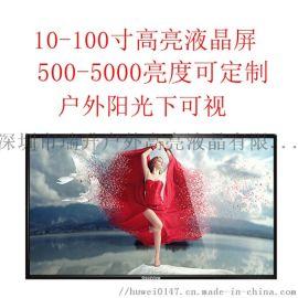 12.1寸1000亮度高亮液晶屏。充电桩液晶屏