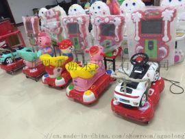 厂家直销超市门口儿童投币摇摆机摇摇车