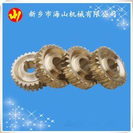 铝青铜蜗轮 耐磨铜蜗轮 铸造加工铜蜗轮