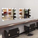led化妝鏡高檔好萊塢燈泡鏡