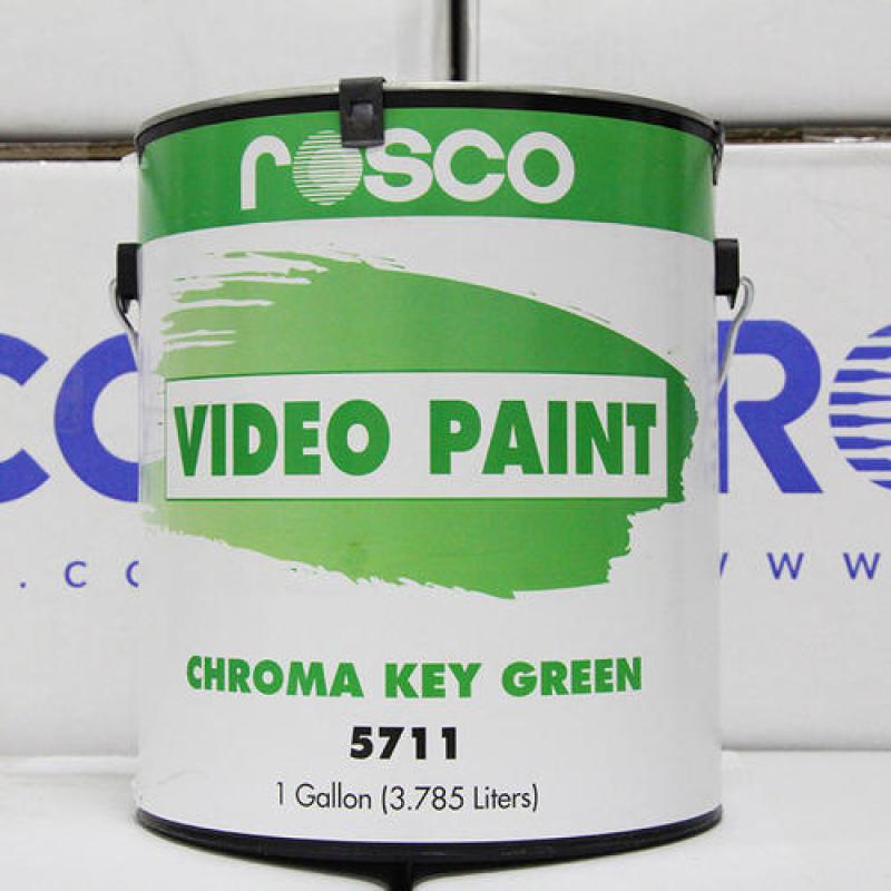 ROSCO影视抠像漆标清版