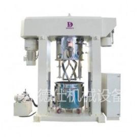 供应500L双行星搅拌机 液体硅胶生产设备