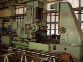 二手滚齿机 俄罗斯滚齿机2米
