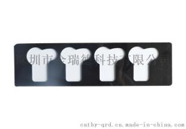 深圳热销耐磨耐冲击米黄色ABS板热压加工 本色/黑色ABS板CNC精加工ABS板切割