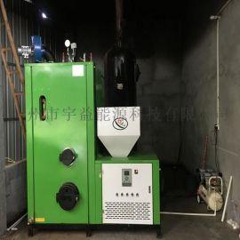 200公斤全自动生物质颗粒锅炉
