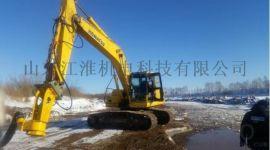 高品质高效率挖机液压砂浆泵  高耐磨渣浆泵