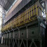 RCO蓄热式催化燃烧废气处理主要配置和工作流程介绍