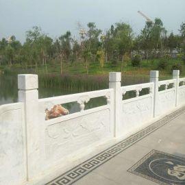 石材雕花栏杆制作厂家-曲阳县聚隆园林雕塑