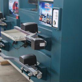 汽车四轮定位仪大车维修设备 电脑大车定位仪整体结构