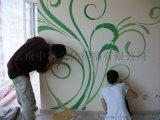 云南中绘壁画墙体彩绘