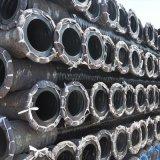 煤矿井下用涂层(聚乙烯或环氧树脂)螺旋焊接波纹复合钢管