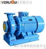 ISW系列單級單吸臥式管道離心泵