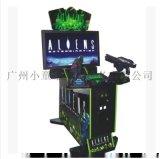 火力全开射击机大型投币模拟射击游戏机电玩设备