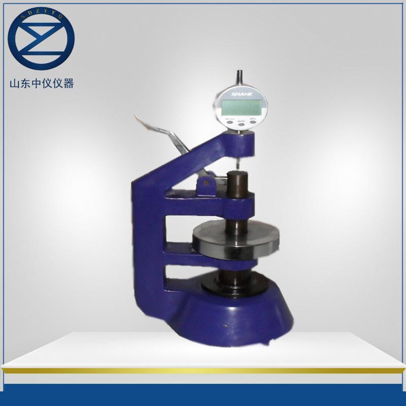 測厚儀 ZY-CH-2紙與紙板測厚儀 紙板厚度測定儀