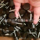 M5包胶螺栓 防震包胶螺杆 耐酸碱耐腐蚀包胶螺栓