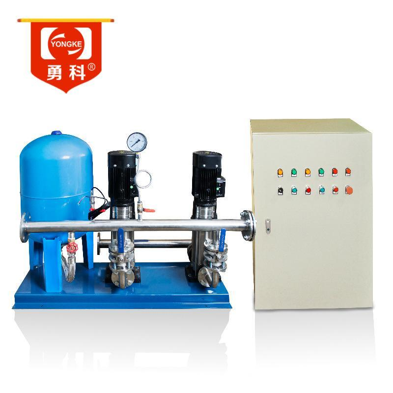 自动供水设备 水泵恒压控制器 建筑无负压变频