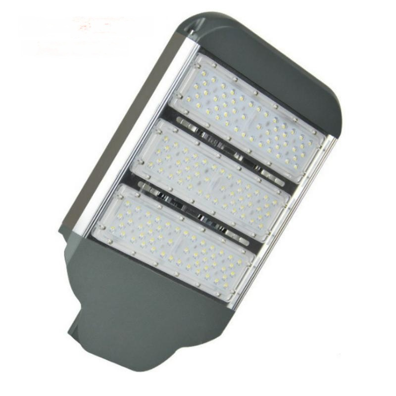led路燈頭 型材模組路燈 60W貼片路燈外殼