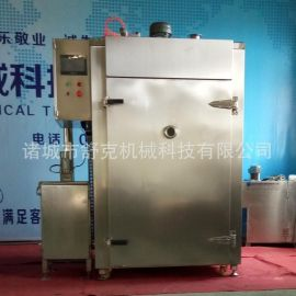 薰臘雞糖薰食品加工設備 薰豬肉糖薰箱 即食臘腸煙薰爐