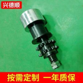 专业供应镀锌滚筒 流水线动力传动滚筒 轻型不锈钢滚筒批发
