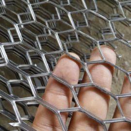鋼板網 菱形鍍鋅鋼板網 重型鋼板網