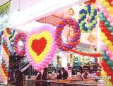 杭州氦气球飞艇氦气检漏氦气高纯气体冲10寸铝箔气球