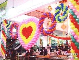 杭州氦氣球飛艇氦氣檢漏氦氣高純氣體衝10寸鋁箔氣球