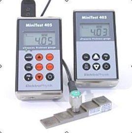原装进口德国EPK MiniTest 405超声波壁厚测厚仪
