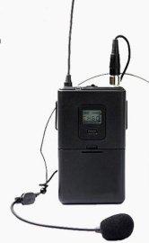 2.4G无线语音导览讲解发射接收系统