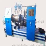 不锈钢法兰自动环缝焊接机 锥形筒体自动弧焊机