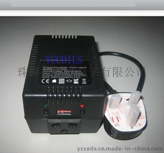 mi型200W  电压转换变压器