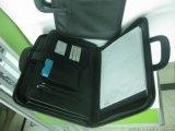 新款手提式ipid经理夹手提公文包真皮,PU多功能经理夹厂家定制货期准质量保