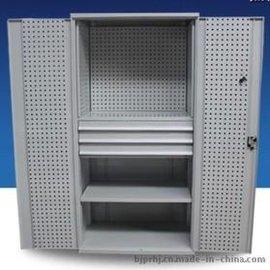 重型双开门带抽屉工具柜
