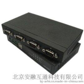 USB转四串口集线器