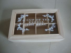 木制茶叶盒 茶叶包装盒 定做木盒