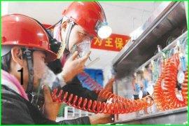 矿用ZYJ压风自救装置