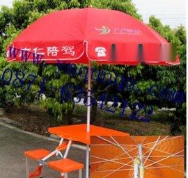 昆明群趣广告太阳伞,遮阳伞定做,折叠帐篷-