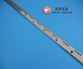 CYA10-不鏽鋼304拋光長排鉸鏈