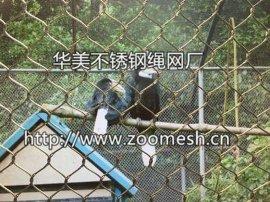 不锈钢鸟语林网、飞鸟园防护网、不锈钢飞鸟笼舍