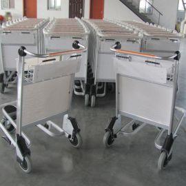 静音手刹推货车站机场行李车|机场手推车|酒店行李车