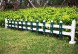 花坛护栏 绿色塑料围栏 市政花园护栏 塑钢草坪护栏