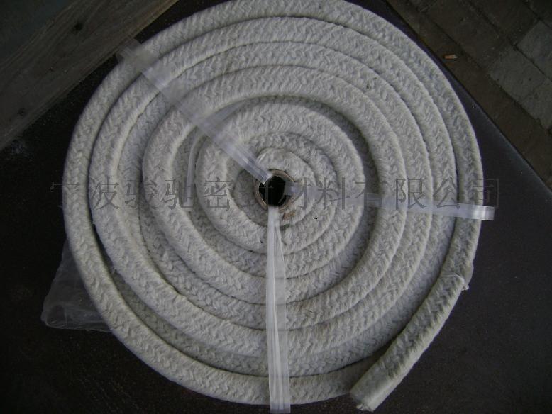 钢丝增强陶瓷纤维扭绳
