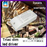 直销恒压可控硅调光驱动器 12v 1A驱动电源 灯条灯带ETL认证电源