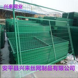 铁路护栏网 高速护栏网 铁丝网围墙