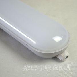 LED三防燈支架 SMD貼片一體化三防燈 無卡扣串聯三防