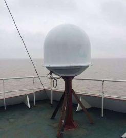 船载卫星宽带天线V90,跟踪稳定,网速快,四轴跟踪