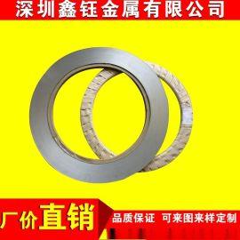 供应进口304不锈钢箔0.01-0.1mm 304  不锈钢带 316高硬度不锈钢带 不锈钢冲压带 不锈