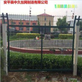 隔离框架道路框架护栏网高速公路浸塑护栏钢板网护栏防护拉伸钢板网厂