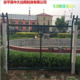 隔離框架道路框架護欄網高速公路浸塑護欄鋼板網護欄防護拉伸鋼板網廠